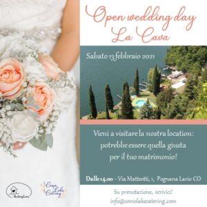 Open Wedding Day La Cava