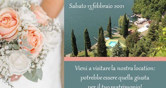 Open Wedding Day La Cava 13 Febbraio