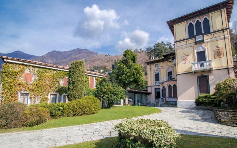 Villa Giù – Faggeto Lario